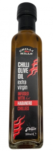 Oliwa Extra Virgin z Habanero 250ml